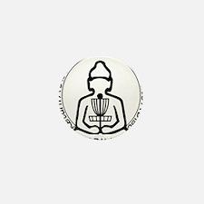 discarma logos png Mini Button
