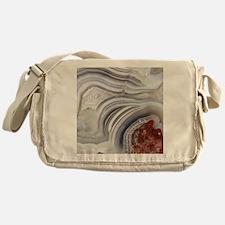 agate Messenger Bag