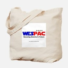 """WesPAC"" Tote Bag"