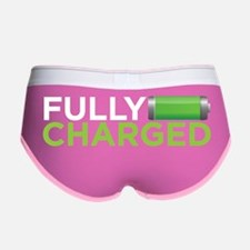 fully charged Women's Boy Brief