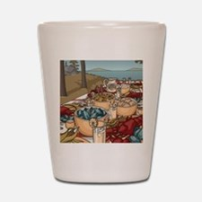 Maine Feast Shot Glass