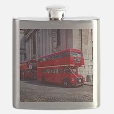 london bus st pauls Flask
