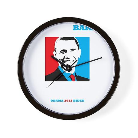 If It Aint Barack-Dont Fix It Wall Clock