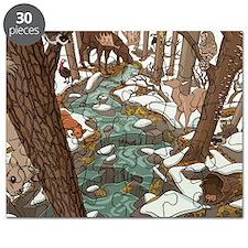 Maine Wildlife Puzzle