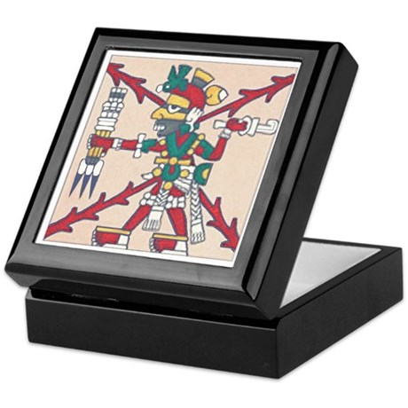 Mixtec design- Keepsake Box
