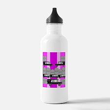 funeral director 3 Water Bottle