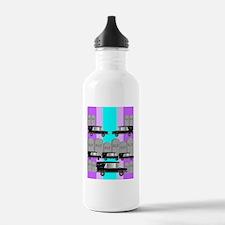 funeral director 2 Water Bottle