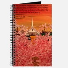 Matthew 6:24 Journal