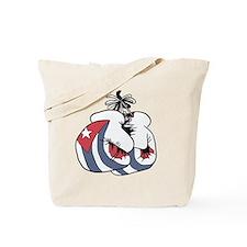 Boxing Cuba Tote Bag