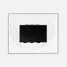 Triple Nickel Black Big Picture Frame