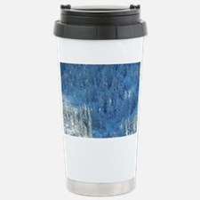 Beautfiul Winter Trees Stainless Steel Travel Mug