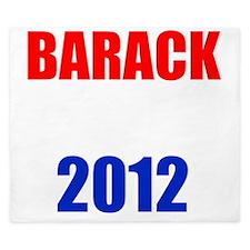 Barack Obama 2012 King Duvet