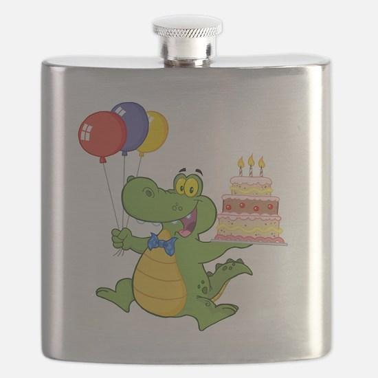 gvAlligator028 Flask