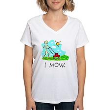 I Mow Shirt