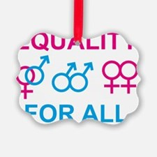 Equality Ornament