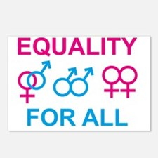 Equality Postcards (Package of 8)