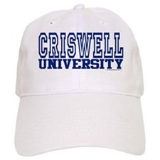 CRISWELL University Baseball Cap