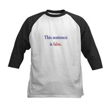 """This Sentence Is False"" Tee"