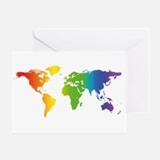 Gay Pride Greeting Card