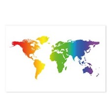 Gay Pride Postcards (Package of 8)