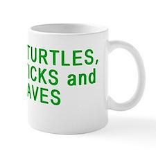 I Stop for Turtles... Mug