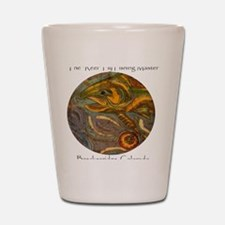 The Reel Deal-Fly Fishing Shot Glass