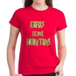 Women Hunting & Fishing produ Women's Dark T-Shirt
