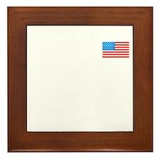 Dad 2012: Framed Tile