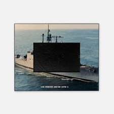 uss norton sound large framed print Picture Frame