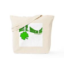 Cute Happy st pats Tote Bag