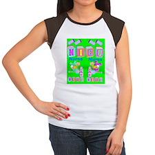 FF Nicu 1 Women's Cap Sleeve T-Shirt