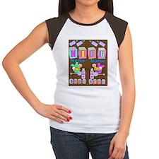 ff nicu 7 Women's Cap Sleeve T-Shirt