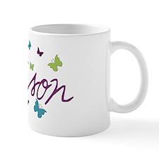 Allison Butterfly Mug