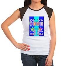 ff nicu 10 Women's Cap Sleeve T-Shirt