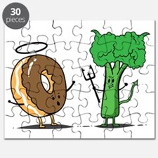 Donuts and beoccoli Puzzle