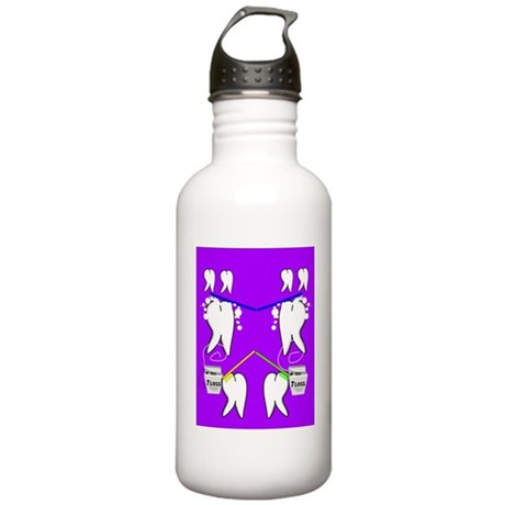 ff dentist 3 Stainless Water Bottle 1.0L