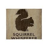 Squirrel Blankets