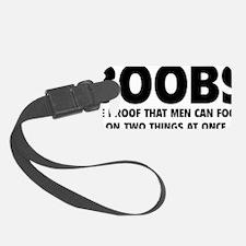 boobsFocus1A Luggage Tag
