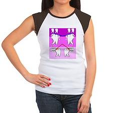 ff dentist 10 Women's Cap Sleeve T-Shirt