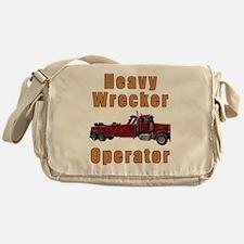 Heavy Tow Truck Messenger Bag
