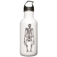 Gorilla Skeleton Water Bottle