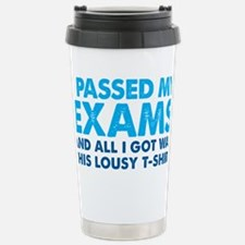 I passed my Exams - lousy - cya Stainless Steel Tr