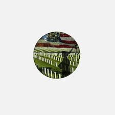 Guard at Arlington National Cemetery Mini Button