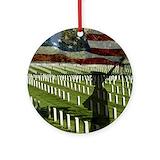 Arlington national cemetery Ornaments