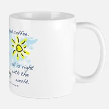 good friends good coffee Mug