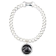 His Masters voice Charm Bracelet, One Charm