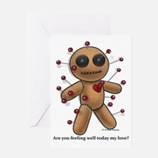 Are you feeling well... Greeting Card