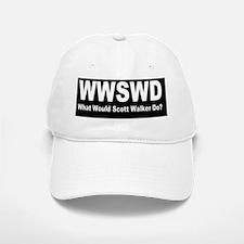 Scot Walker wwswddbumpbutton Baseball Baseball Cap