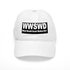 Scot Walker wwswddbumpbutton Baseball Cap