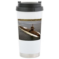 uss pennsylvania large framed p Travel Mug